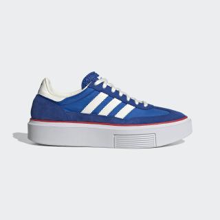 adidas Sleek Super 72 Schuh Team Royal Blue / Off White / Glory Blue EF5015