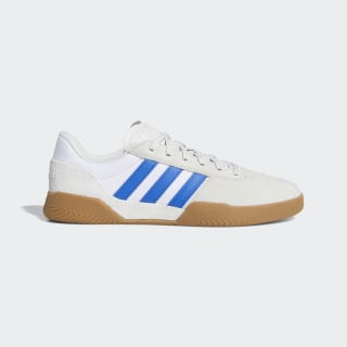 Кеды City Cup crystal white / blue / gum4 EE6157