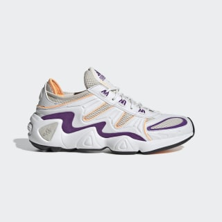 FYW S-97 Shoes Crystal White / Crystal White / Flash Orange EE5303