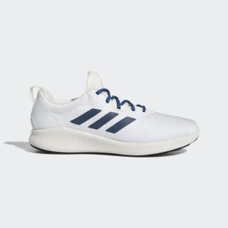 Purebounce+ Street Shoes Cloud White / Legend Marine / Aero Blue BC1038