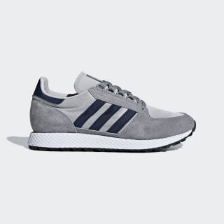 Forest Grove Shoes Grey / Collegiate Navy / Grey D96631