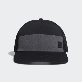 Blocked Trucker Hat Black FI3125