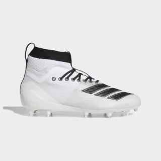 Adizero 8.0 SK Cleats Cloud White / Core Black / Grey Six F35202