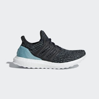 Ultraboost Parley Shoes Carbon / Carbon / Blue Spirit CP8778