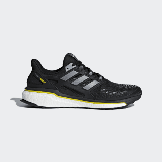 Tênis Energy Boost CORE BLACK/NIGHT MET. F13/VIVID YELLOW S13 CQ1762