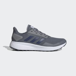 Zapatillas Duramo 9 Grey / Dark Blue / Onix EE8028
