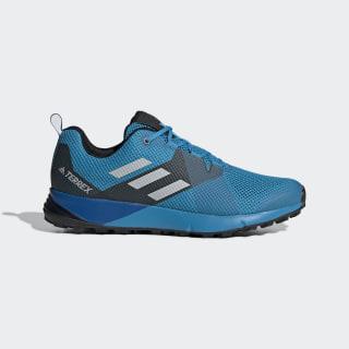 Zapatillas TERREX TWO shock cyan / grey two f17 / core black BC0500