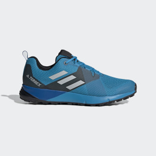 Zapatillas Terrex Two shock cyan / grey two f17 / core black BC0500