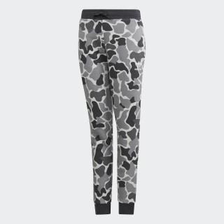 Camo Trefoil bukser Multicolor / Carbon DH2711