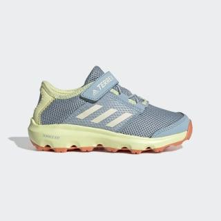 Terrex Climacool Voyager CF Water Shoes Ash Grey / Chalk White / Yellow Tint EF2236