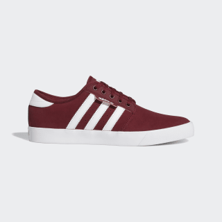 Zapatillas Seeley Collegiate Burgundy / Cloud White / Cloud White EE6135