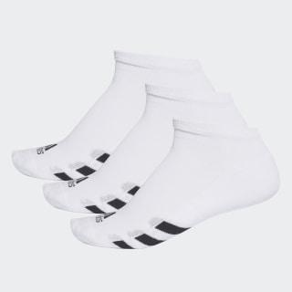 ถุงเท้าซ่อนขอบ (3 คู่) White CF8435