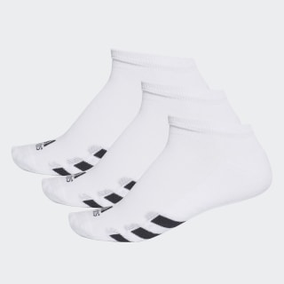 No-Show Socks 3 Pairs White CF8435