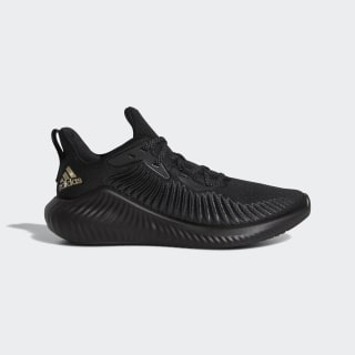 Tenis Alphabounce+ Run Core Black / Cyber Metallic / Core Black G28571
