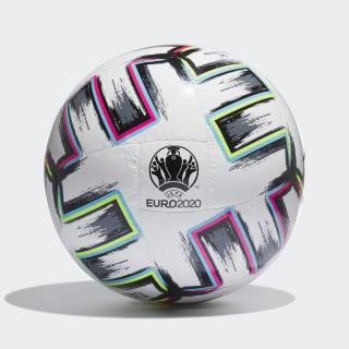 Balón Jumbo Uniforia White / Black / Signal Green / Bright Cyan FH7361