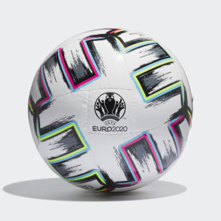 Bola Jumbo Uniforia White / Black / Signal Green / Bright Cyan FH7361
