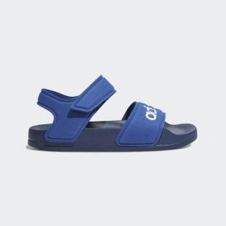Adilette Sandalet Royal Blue / Cloud White / Tech Indigo EG2133
