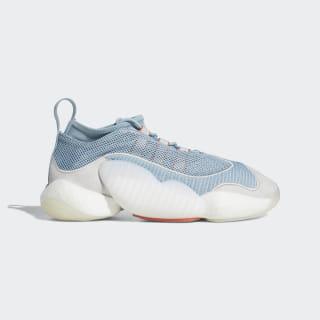 Crazy BYW II Shoes Ash Grey / Raw Amber / Crystal White BD7999