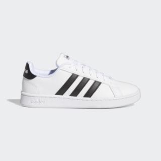 Sapatos Grand Court Ftwr White / Core Black / Ftwr White F36483