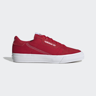 Chaussure Continental Vulc Scarlet / Cloud White / Scarlet EF3525