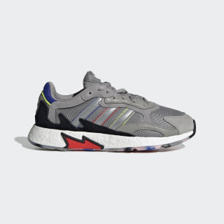 Tresc Run Shoes Multi Solid Grey / Silver Metallic / Core Black EF0796