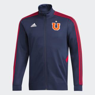 Chaqueta Club Universidad de Chile collegiate navy / power red DT8593