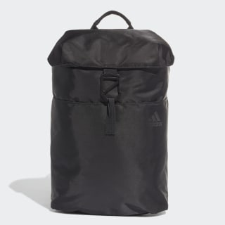 ID Flap Backpack Black / Black / Linen DZ6240
