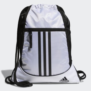 Alliance 2 Sackpack White CL6024