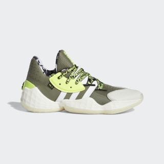 Daniel Patrick x Harden Vol. 4 Shoes Legacy Green / Cloud White / Solar Yellow FV8921