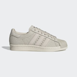 Zapatilla Superstar 80s Clear Brown / Clear Brown / Off White CG5938