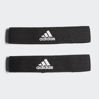 Sock Holders Black / White 620656