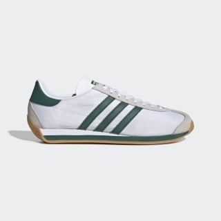 Country OG Shoes Cloud White / Collegiate Green / Clear Brown EE5745
