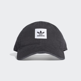 Gorra Dad Washed black ED8053