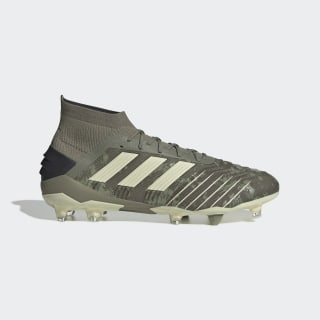 Scarpe da calcio Predator 19.1 Firm Ground Legacy Green / Sand / Solar Yellow EF8205