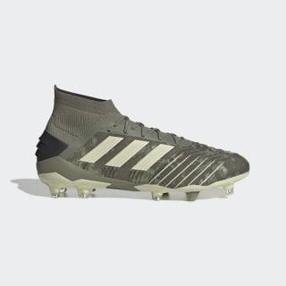 Zapatos de Fútbol Predator 19.1 Terreno Firme Legacy Green / Sand / Solar Yellow EF8205