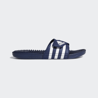 Adissage Slides Dark Blue / Cloud White / Dark Blue F35579
