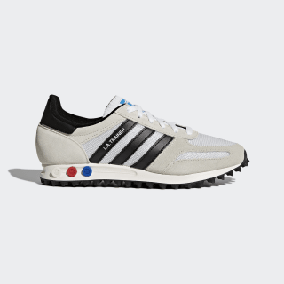 LA Trainer OG Shoes Vintage White/Core Black/Clear Brown BY9322