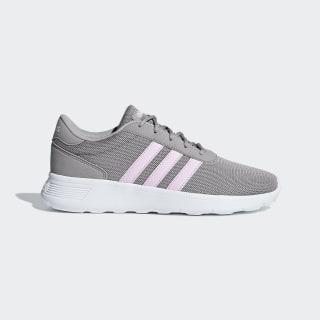 Кроссовки для бега Lite Racer light granite / aero pink s18 / ftwr white F34686