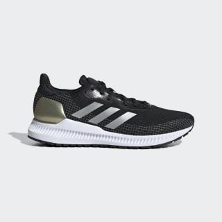 Кроссовки для бега Solar Blaze core black / silver met. / raw khaki EF0813