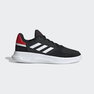 Fusion Flow Shoes Core Black / Cloud White / Active Red EE7359