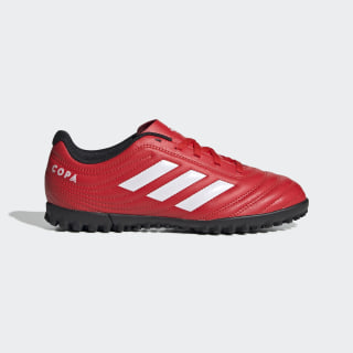 Chuteira Copa 20.4 Society Active Red / Cloud White / Core Black EF1925