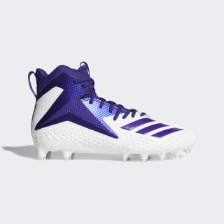 Freak X Carbon Mid Cleats Cloud White / Collegiate Purple / Collegiate Purple DB0569