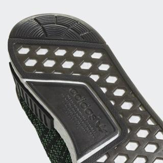 new concept 46781 80f02 Scarpe NMDR1 STLT Primeknit Noble Green  Core Black  Bold Green AQ0936