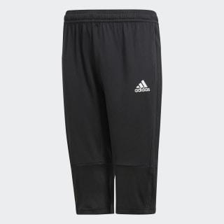 Pantaloni 3/4 Condivo 18 Black / White BS0532