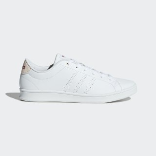 Tenis Advantage Clean QT FTWR WHITE/FTWR WHITE/MYSTERY RUBY F17 BB9611