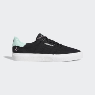 3MC Vulc Shoes Core Black / Clear Mint / Cloud White DB3100