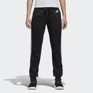 Essentials 3-Stripes Pants Black / White S97113