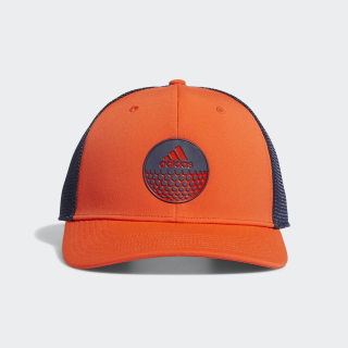 Casquette Globe Trucker Active Orange EA2800