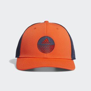 Globe Trucker Hat Active Orange EA2800