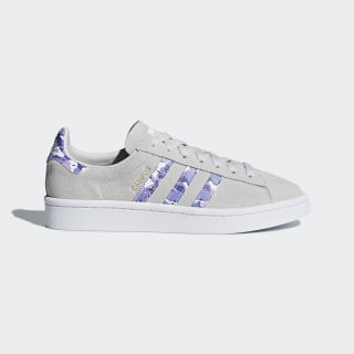 Campus Shoes Grey One / Clear Lilac / Cloud White B38005